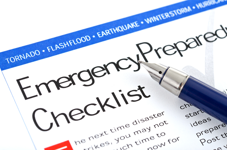 Caregiver in Bellmore NY: Emergency Preparedness