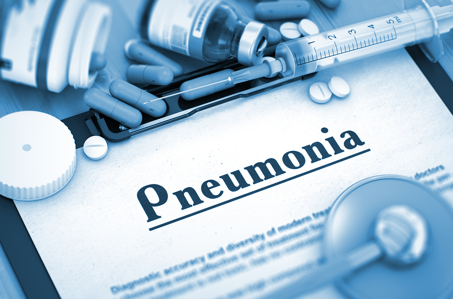 Elderly Care in Jericho NY: Hospitalization for Pneumonia