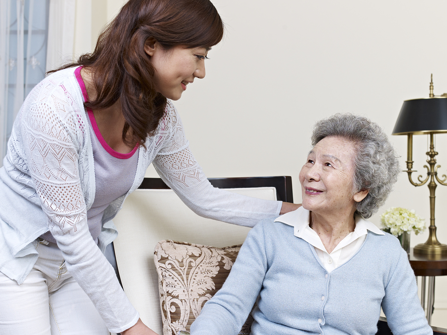 Caregiver in Commack NY: Dementia and Safety