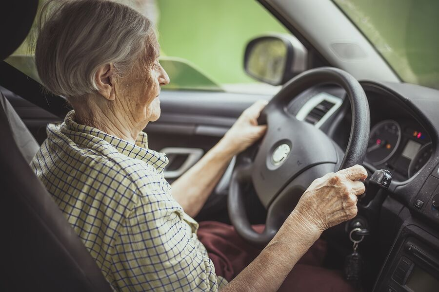 Senior Care in Commack NY: Senior Driving
