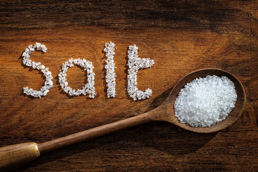 Elder Care in Bellmore NY: Salt Can Be Sneaking up